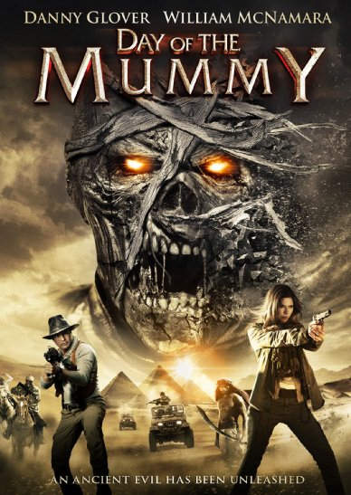 Смотреть трейлер Day of the Mummy (2014)