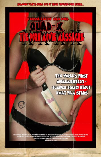 Quad X: The Porn Movie Massacre (2014)