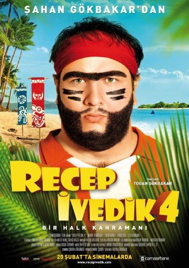 Смотреть трейлер Recep Ivedik 4 (2014)