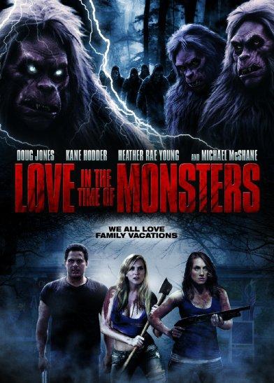 Смотреть трейлер Love in the Time of Monsters (2014)