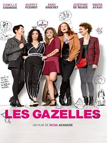 Смотреть трейлер Les gazelles (2014)