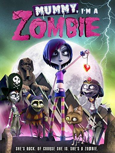 Смотреть трейлер Mummy, I'm A Zombie (2014)