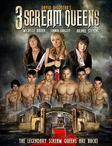 Смотреть трейлер 3 Scream Queens (2014)