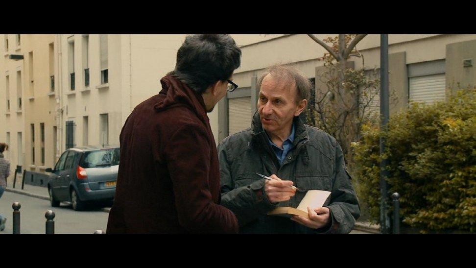 Смотреть трейлер The Kidnapping of Michel Houellebecq (2014)
