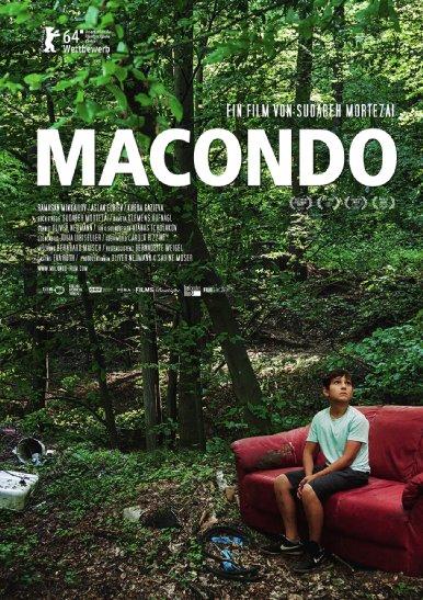 Смотреть трейлер Macondo (2014)