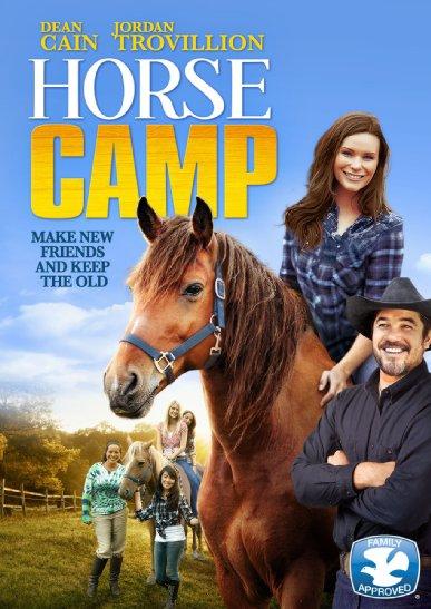 Смотреть трейлер Horse Camp (2014)