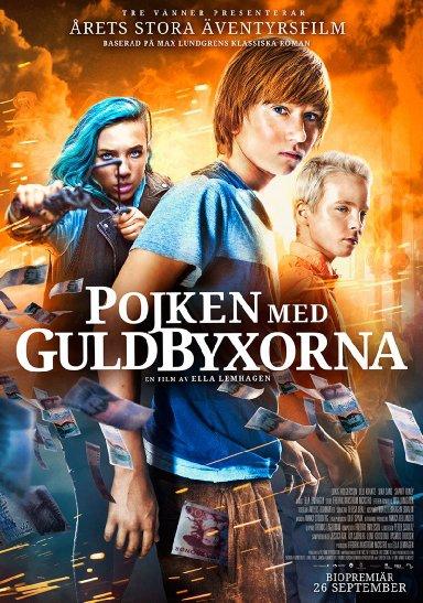 Смотреть трейлер The Boy with the Golden Pants (2014)