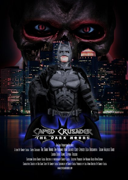 Caped Crusader: The Dark Hours (2014)