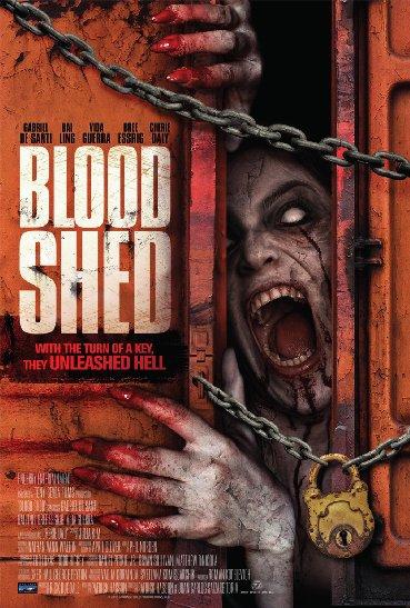 Смотреть трейлер Blood Shed (2014)