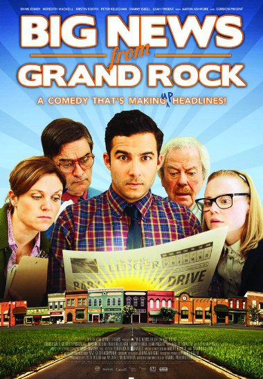 Big News from Grand Rock (2014)