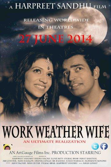Смотреть трейлер WWW: Work Weather Wife (2014)