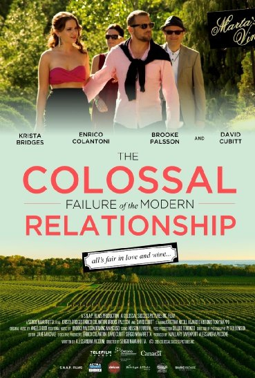 The Colossal Failure of the Modern Relationship (2014)