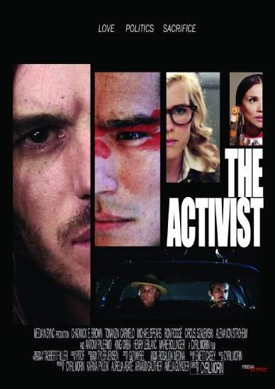 Смотреть трейлер The Activist (2014)