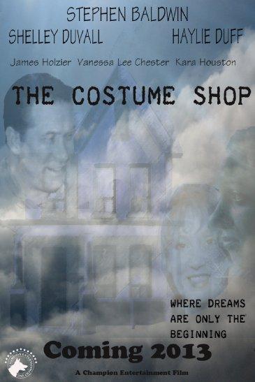 Смотреть трейлер The Costume Shop (2014)