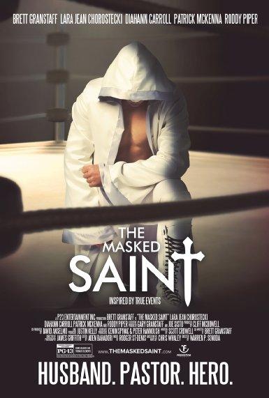 Смотреть трейлер The Masked Saint (2016)
