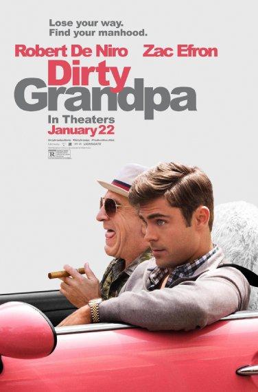 Смотреть трейлер Dirty Grandpa (2016)