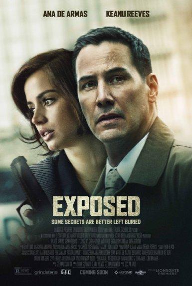 Смотреть трейлер Exposed (2016)