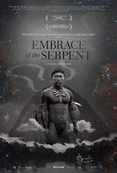 Смотреть трейлер Embrace of the Serpent (2015)