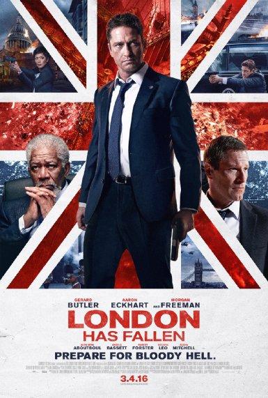 Смотреть трейлер London Has Fallen (2016)