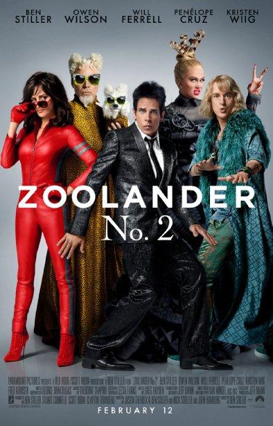 Смотреть трейлер Zoolander 2 (2016)