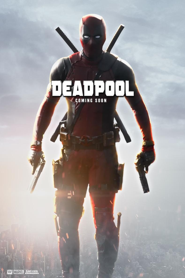 Смотреть трейлер Deadpool (2016)