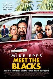 Смотреть трейлер Meet the Blacks (2016)