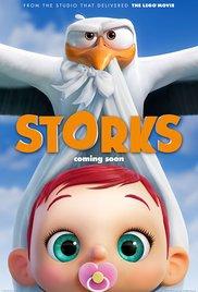 Смотреть трейлер Storks (2016)