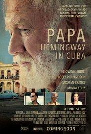 Papa Hemingway in Cuba (2015)