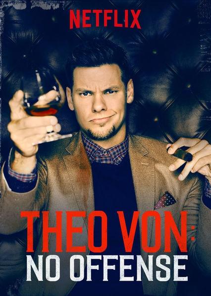 Смотреть трейлер Theo Von: No Offense (2016)