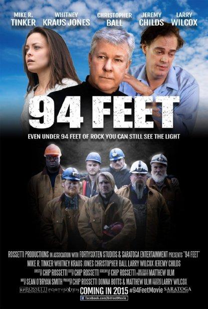 Смотреть трейлер 94 Feet (2016)