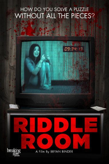 Смотреть трейлер Riddle Room (2016)