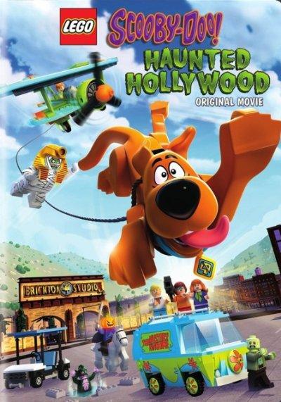 Смотреть трейлер Lego Scooby-Doo!: Haunted Hollywood (2016)
