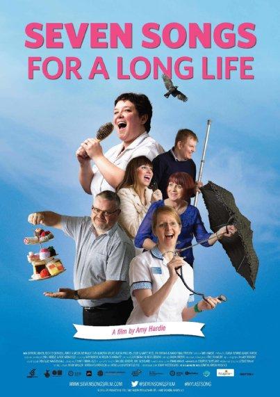 Смотреть трейлер Seven Songs for a Long Life (2016)