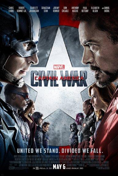 Смотреть трейлер Captain America: Civil War (2016)
