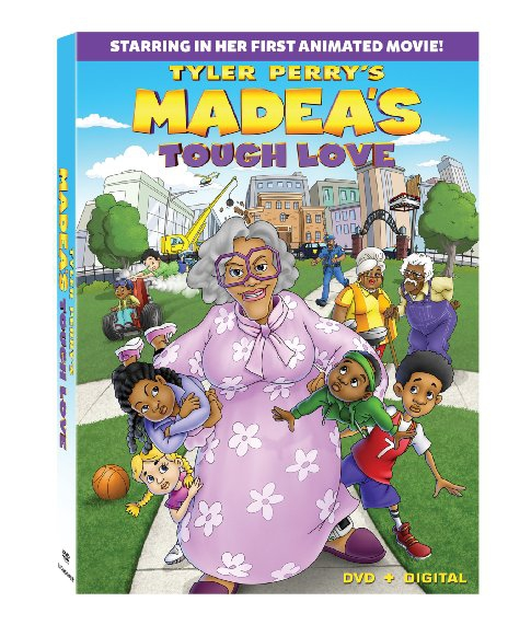 Смотреть трейлер Tyler Perry's Madea's Tough Love (2015)