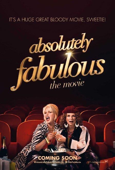 Смотреть трейлер Absolutely Fabulous: The Movie (2016)