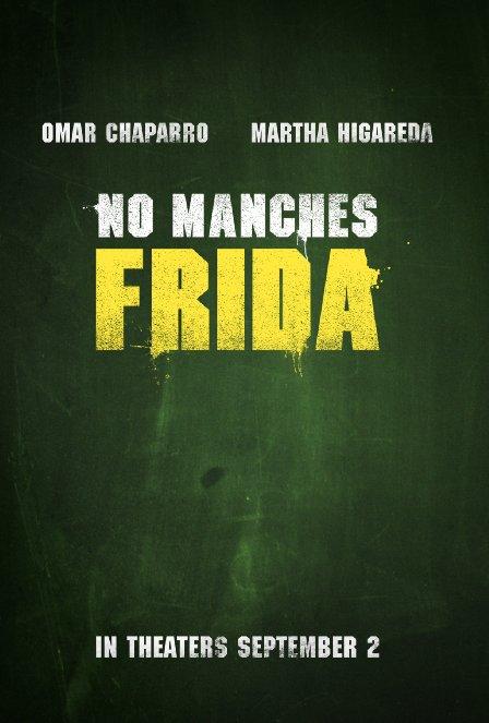 Смотреть трейлер No manches Frida (2016)