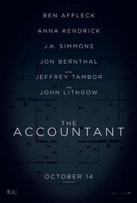 Смотреть трейлер The Accountant (2016)