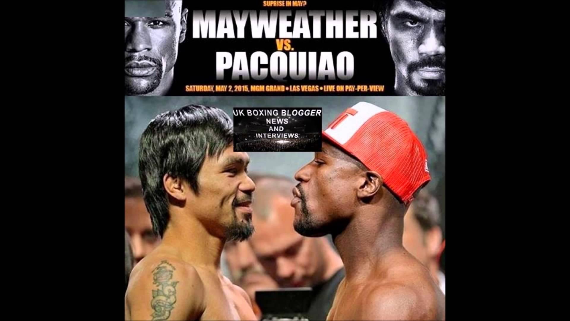 Смотреть трейлер Floyd Mayweather vs Manny Pacquiao (2015)
