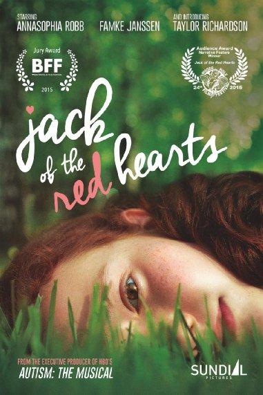 Смотреть трейлер Jack of the Red Hearts (2015)