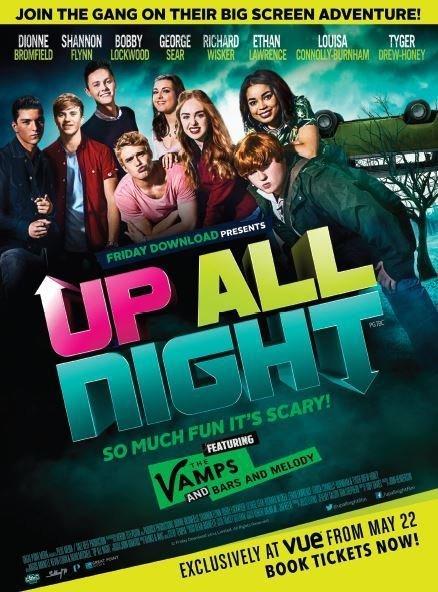 Up All Night (2015)