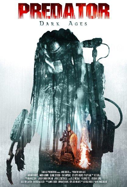 Смотреть трейлер Predator Dark Ages (2015)