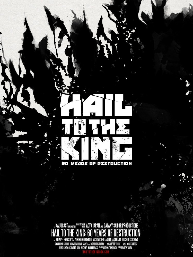 Смотреть трейлер Hail to the King: 60 Years of Destruction (2015)