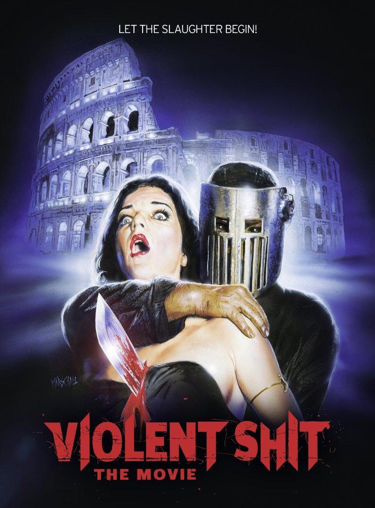 Смотреть трейлер Violent Shit: The Movie (2015)