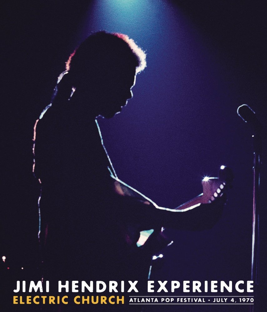Jimi Hendrix Electric Church (2015)