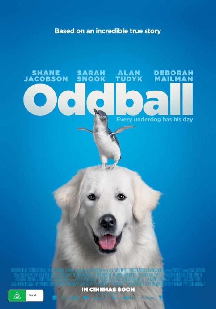 Смотреть трейлер Oddball and the Penguins  (2015)