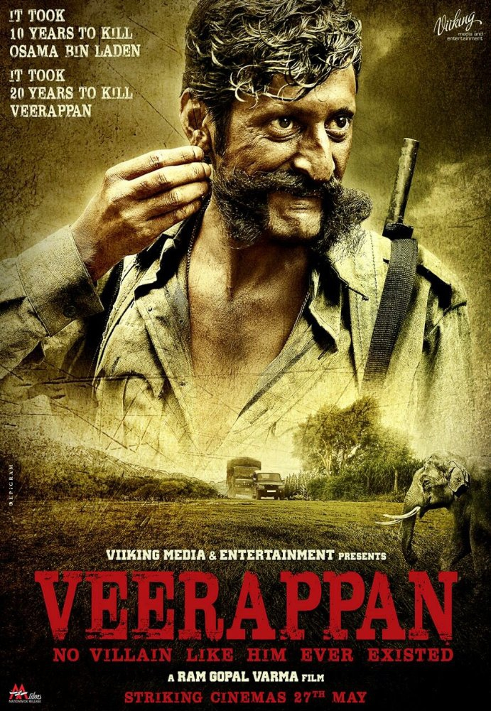 Veerappan (2016)