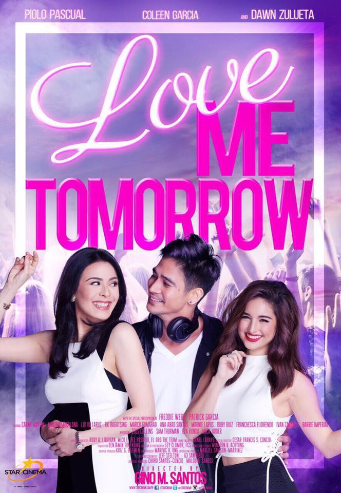 Love Me Tomorrow (2016)