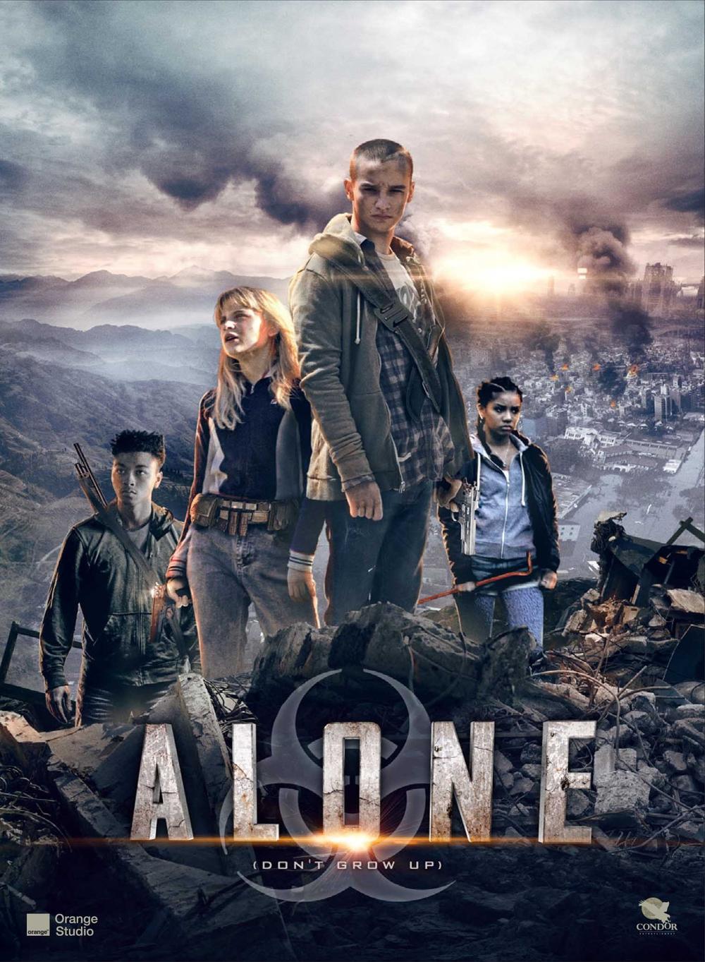 Смотреть трейлер Alone (2016)