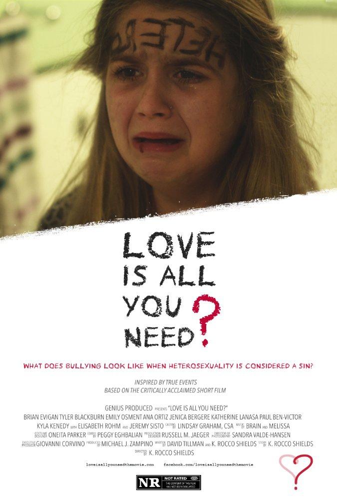 Смотреть трейлер Love Is All You Need? (2016)